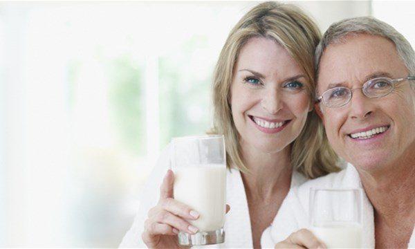 Sữa cho người lớn tuổi