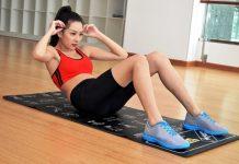 chế độ ăn cho nữ tập gym