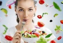 chế độ ăn cho người xạ trị