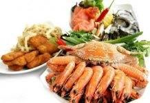 ngộ độc hải sản