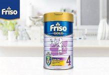 giá sữa Friso