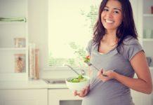 dinh dưỡng mang thai tuần 32