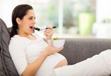 Dinh dưỡng mang thai tuần 30