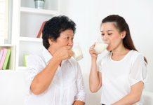 sữa dành cho người lớn tuổi