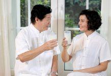 Sữa cho người cao huyết áp